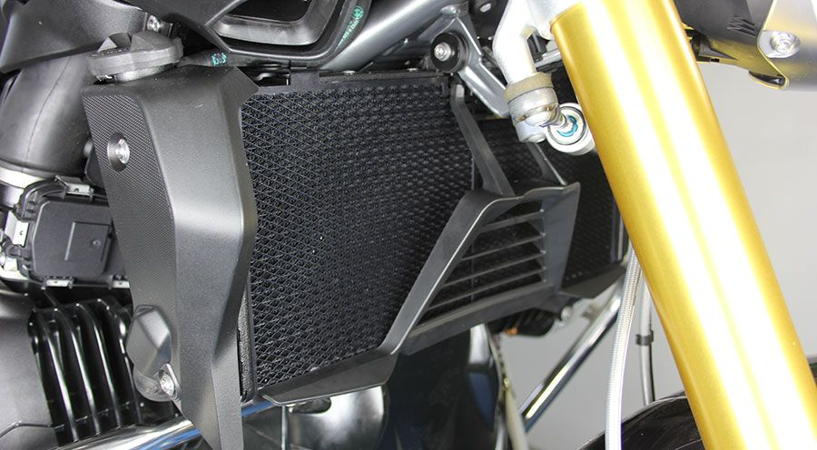 BMW R 1200 RS, LC (2015-) Cooler protection
