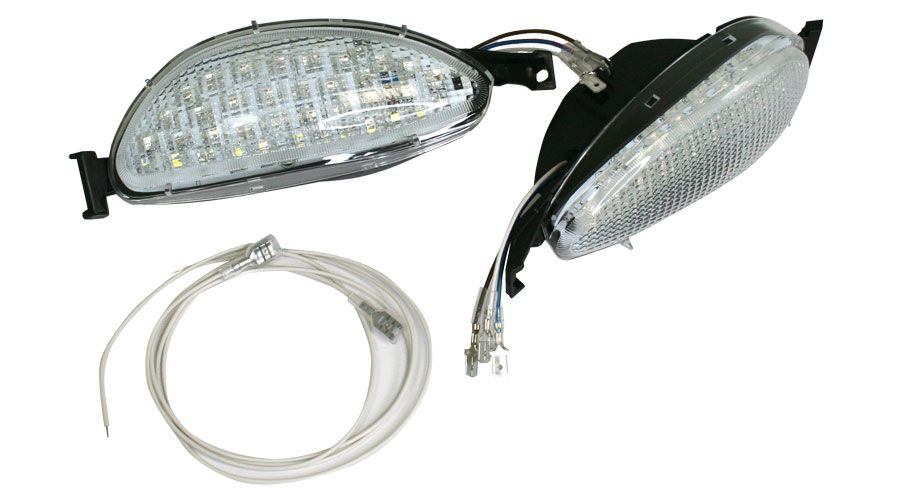 BMW R1100RT, R1150RT LED turning signal