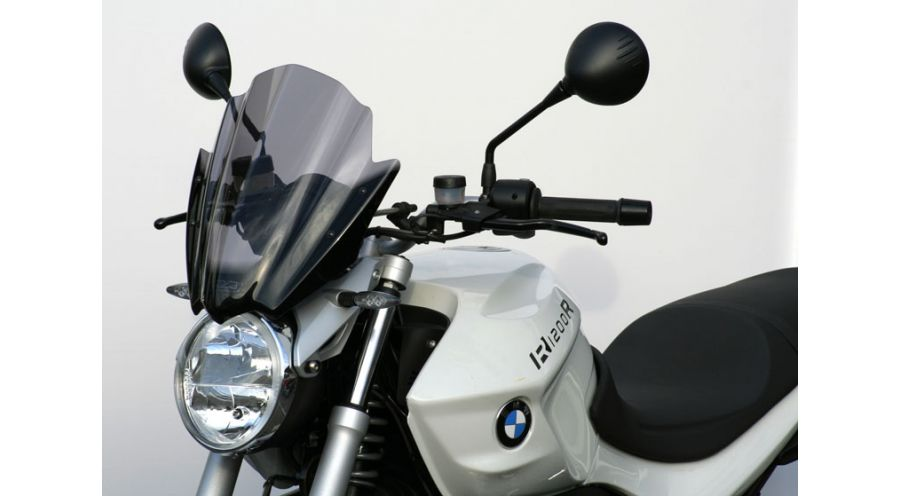 BMW R1200R (2005-2014) Windshield Racing Screen