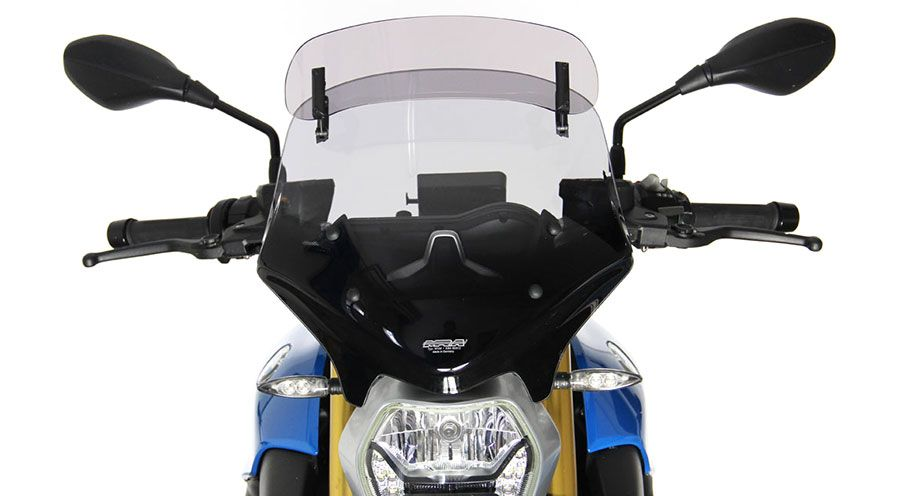 BMW R 1200 R, LC (2015-) Vario touring screen for original mounting