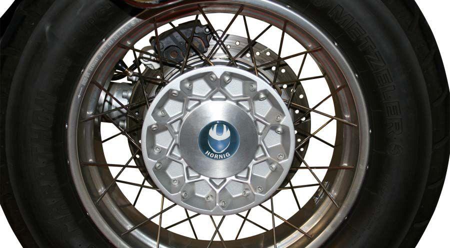 rear wheel hub cap for bmw r850c, r1200c | bmw motorcycle
