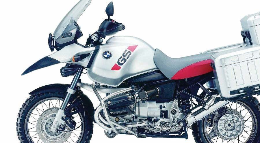 BMW R850GS, R1100GS, R1150GS & Adventure Beak Enlargement