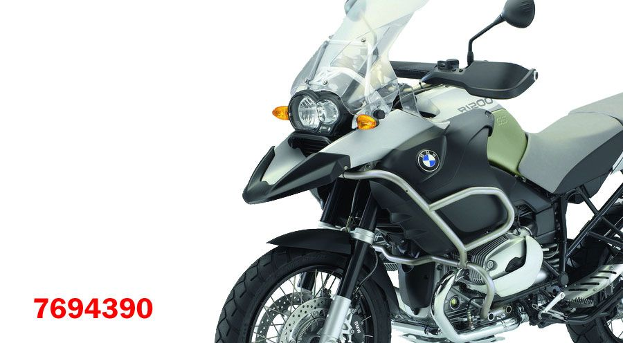BMW R1200GS, R1200GS Adventure & HP2 Beak enlargement