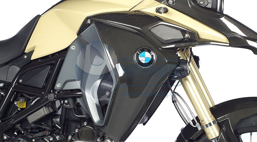 BMW F650GS (08-), F700GS & F800GS Carbon Fairing right