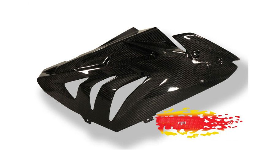 BMW S1000RR Fairing Side Panels - Race Track
