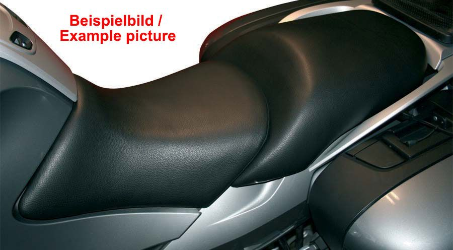 BMW R850GS, R1100GS, R1150GS & Adventure Change front and rear seat
