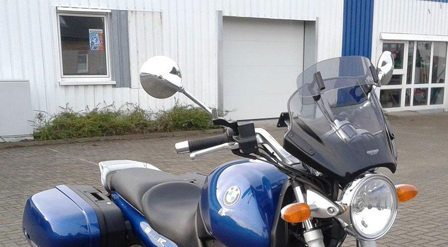 BMW R1100RS, R1150RS Mirror Extensions R1100