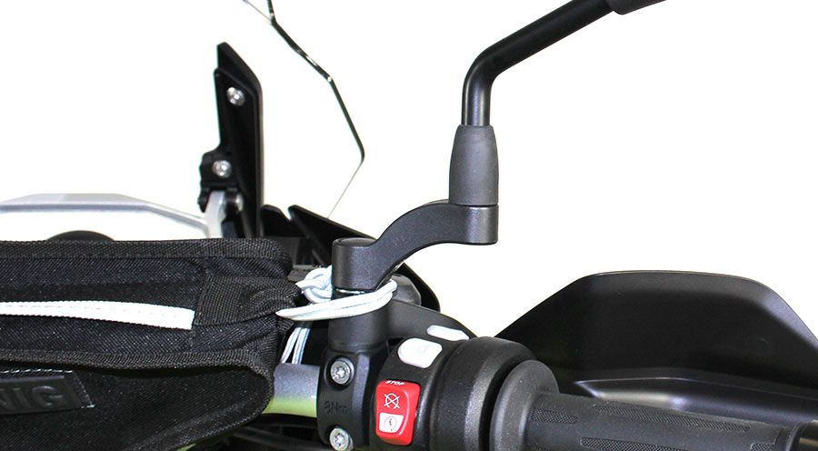 BMW R 1250 GS & R 1250 GS Adventure Mirror Extensions