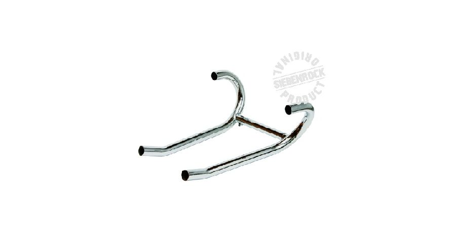 BMW R 100 Model Manifold set 38mm, improved remake