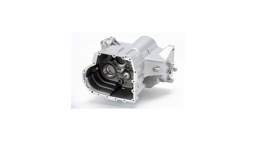 BMW R1100RT, R1150RT Gearbox housing R4V silver