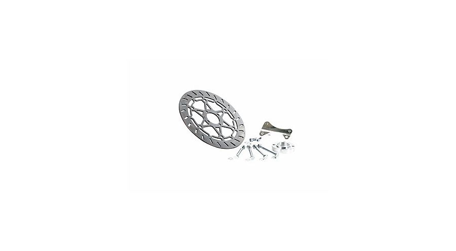 BMW R 100 Model Disc brake kit 320 mm with adaptor