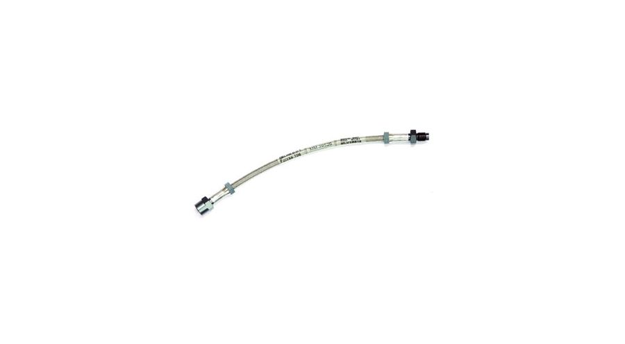BMW R 80 Model Stainless-steel braided brake hose rear (one piece)