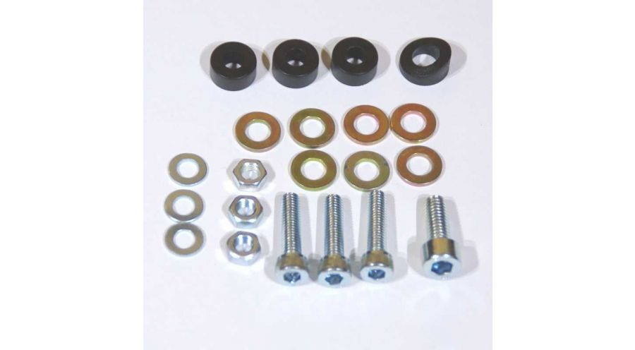 BMW R 100 Model Kit screws for wind deflector