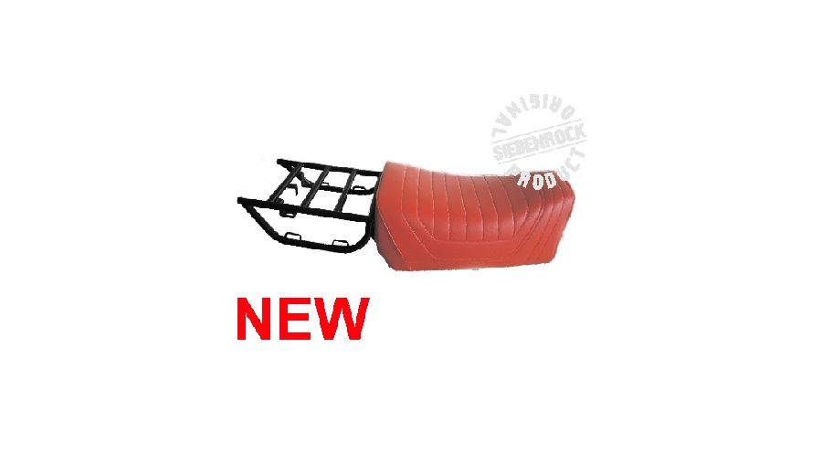 BMW R 80 Model Single seat BASIC red, complete