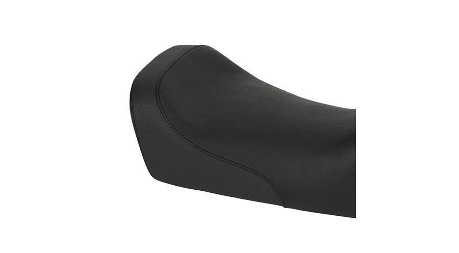 BMW R 80 Model Cover for single seat GS CLASSIC black
