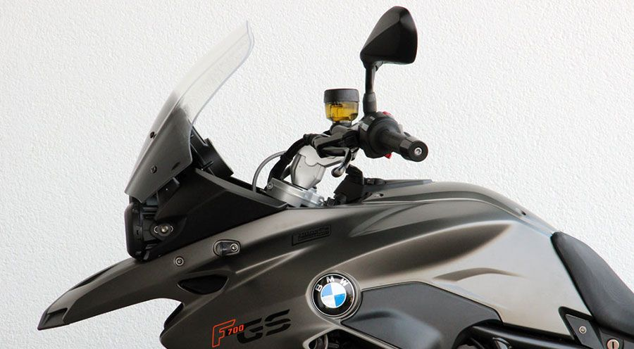 BMW F650GS (08-), F700GS & F800GS Touring screen