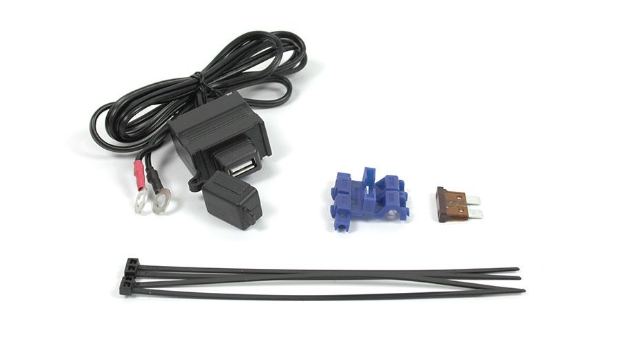 BMW R850C, R1200C USB-Socket Outlet