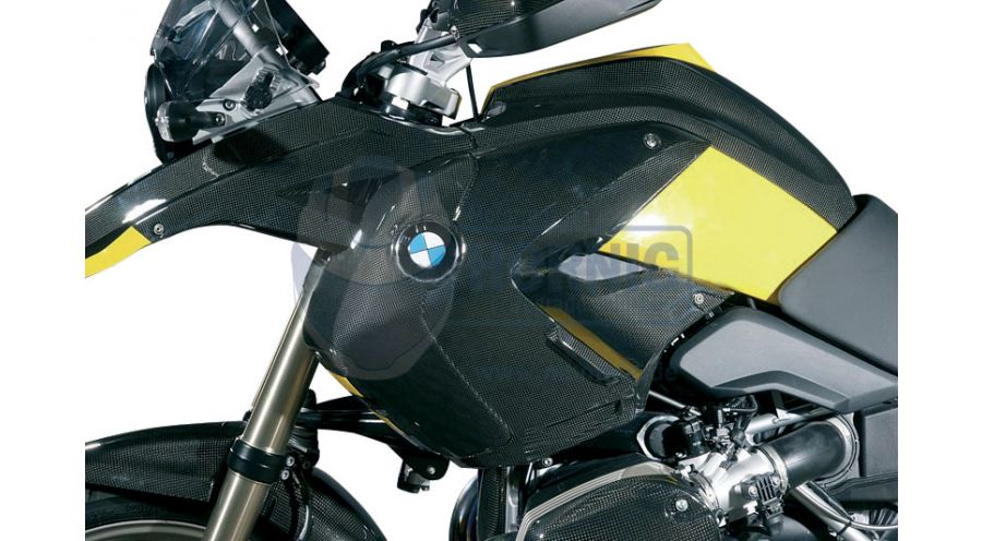 BMW R1200GS, R1200GS Adventure & HP2 Carbon Side Covers