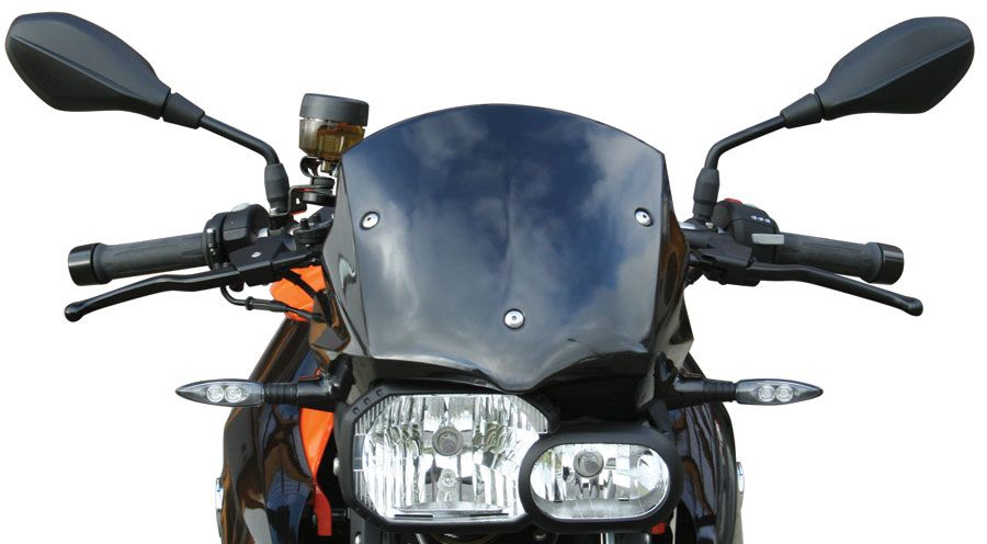BMW F800R Windscreen
