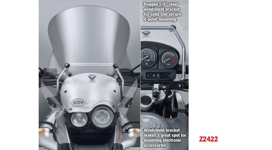 BMW R850GS, R1100GS, R1150GS & Adventure Windscreen Adventure