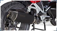 BMW R 1250 RT Exhausts