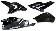 BMW S 1000 XR Carbon Fiber, GFK