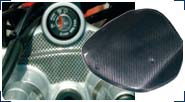 BMW F900XR Carbon Fiber, GRP