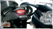 BMW K1200R & K1200R Sport Leds, Lenses, Bulbs