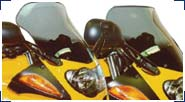 BMW R1100S Windscreens