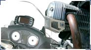 BMW R1200RT (2005-2013) Alu, High-grade Steel