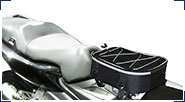 BMW C 600 Sport Seats, Trunks & Bags