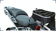 BMW R 1250 GS & R 1250 GS Adventure Seats, Trunks & Bags