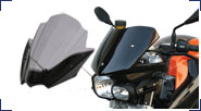 BMW F800R Windscreens
