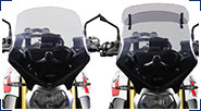 BMW R 1250 R Windscreens