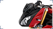 BMW S1000R Windscreens