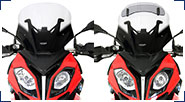 BMW S 1000 XR Windscreens
