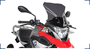 BMW G 310 GS Windscreens