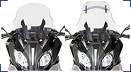 BMW R 1250 RS Windscreens