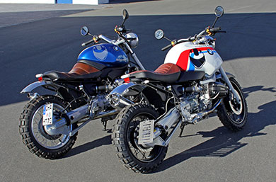 Conversions Motorcycle Accessory Hornig Parts For Your Bmw Motorrad