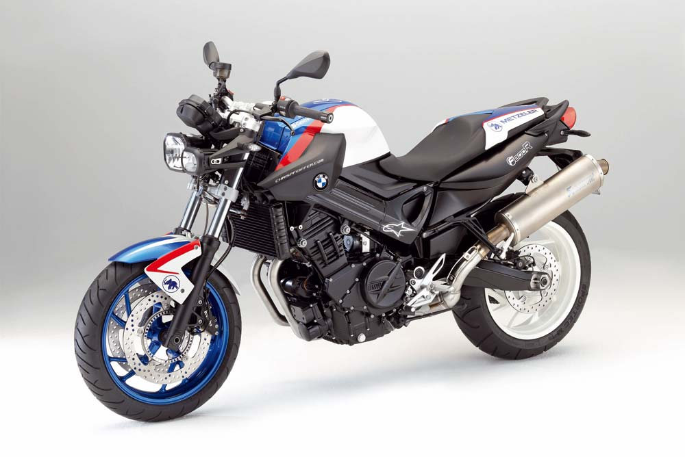 Bmw F800r And Bmw Lo Rider Concept Study Motorcycle Accessory