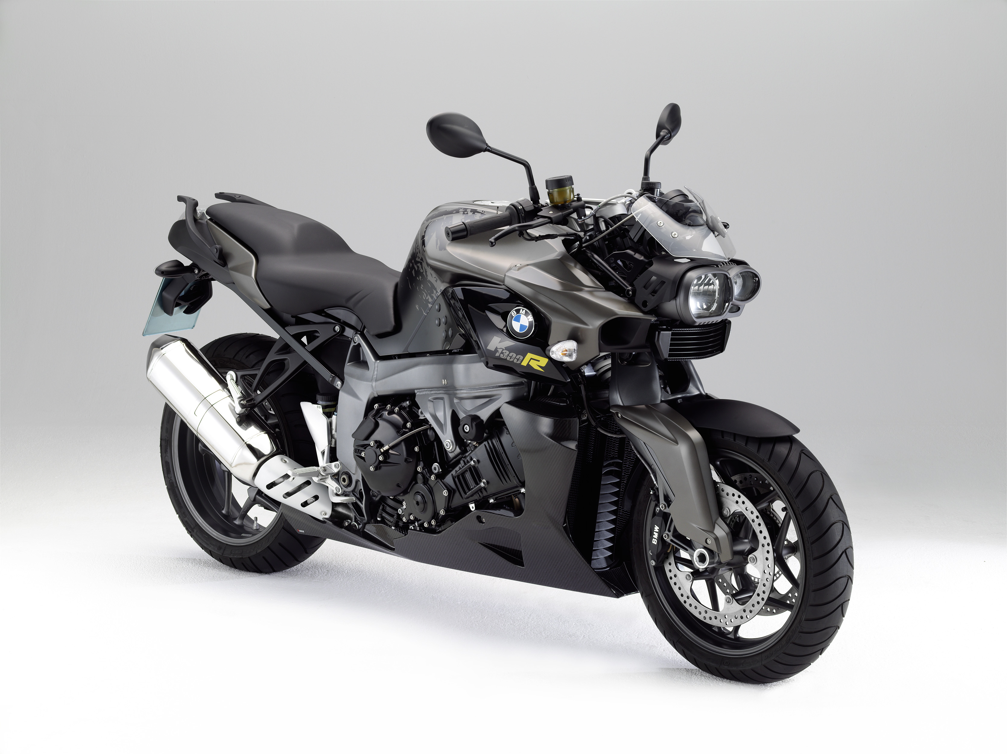 The New Bmw K1300r And Bmw K1300s Special Models 2012 Motorcycle