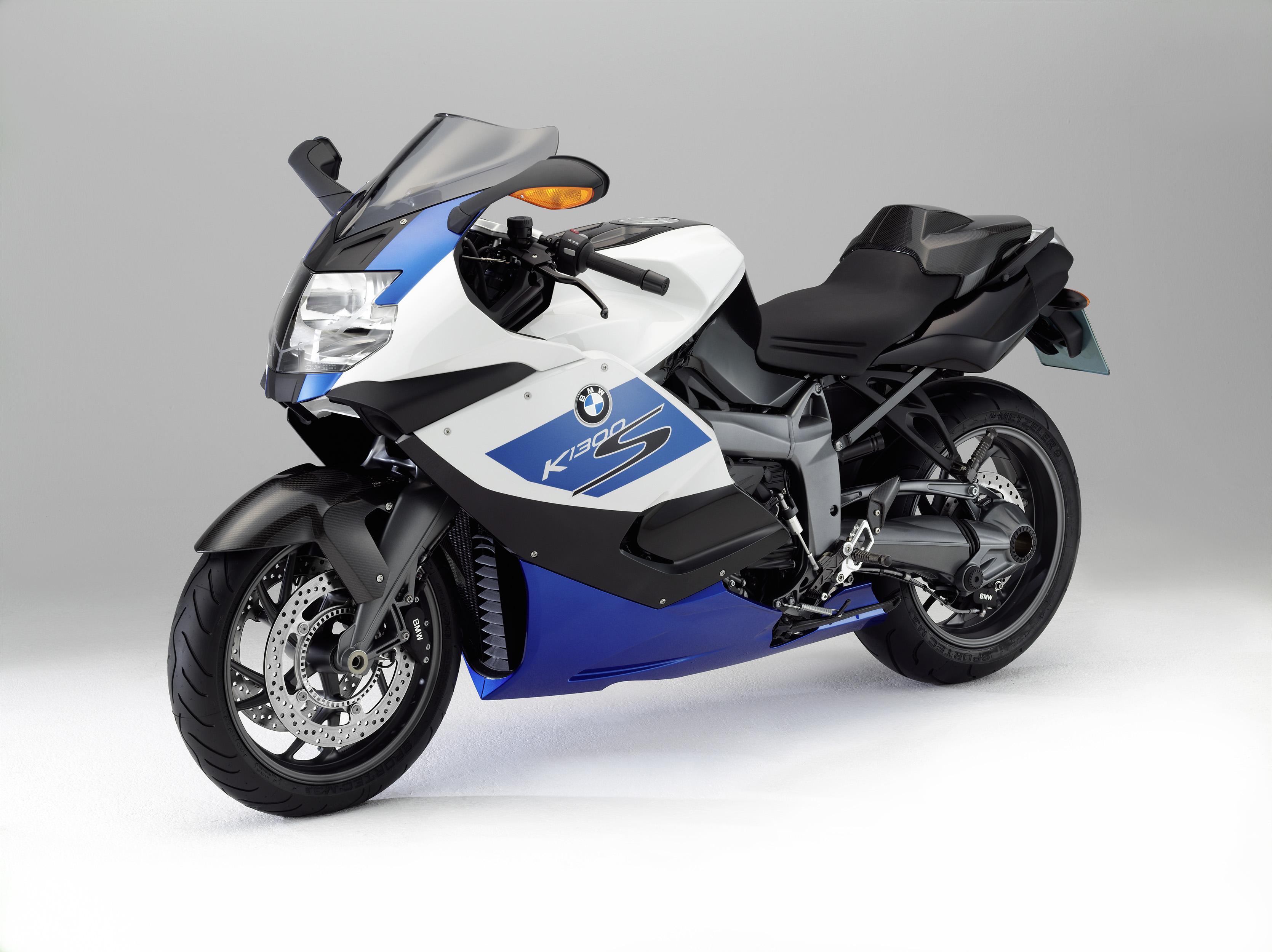Мотоцикл БМВ k1300s #10
