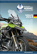 BMW Motorcycle Accessory Catalogue 2014 by Hornig german