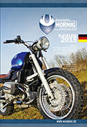 BMW Motorcycle Accessory Catalogue 2015 by Hornig german
