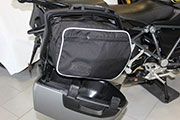 Inside Bag for R1200R LC, R1200RS, S1000XR & F800GT