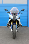 R1200RS conversion by Hornig