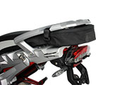 Auxiliary bag below the luggage rack for BMW R 1200 GS & R 1200 GS Adventure, LC (2014-)