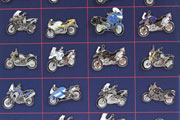 Pins BMW motorcycles