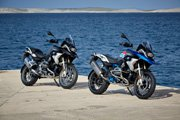 The new BMW R1200GS LC 2017