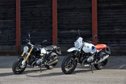 The new BMW RnineT and RnineT Urban G/S